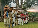The Backcountry in Revolt: A Revolutionary War Experience Photo